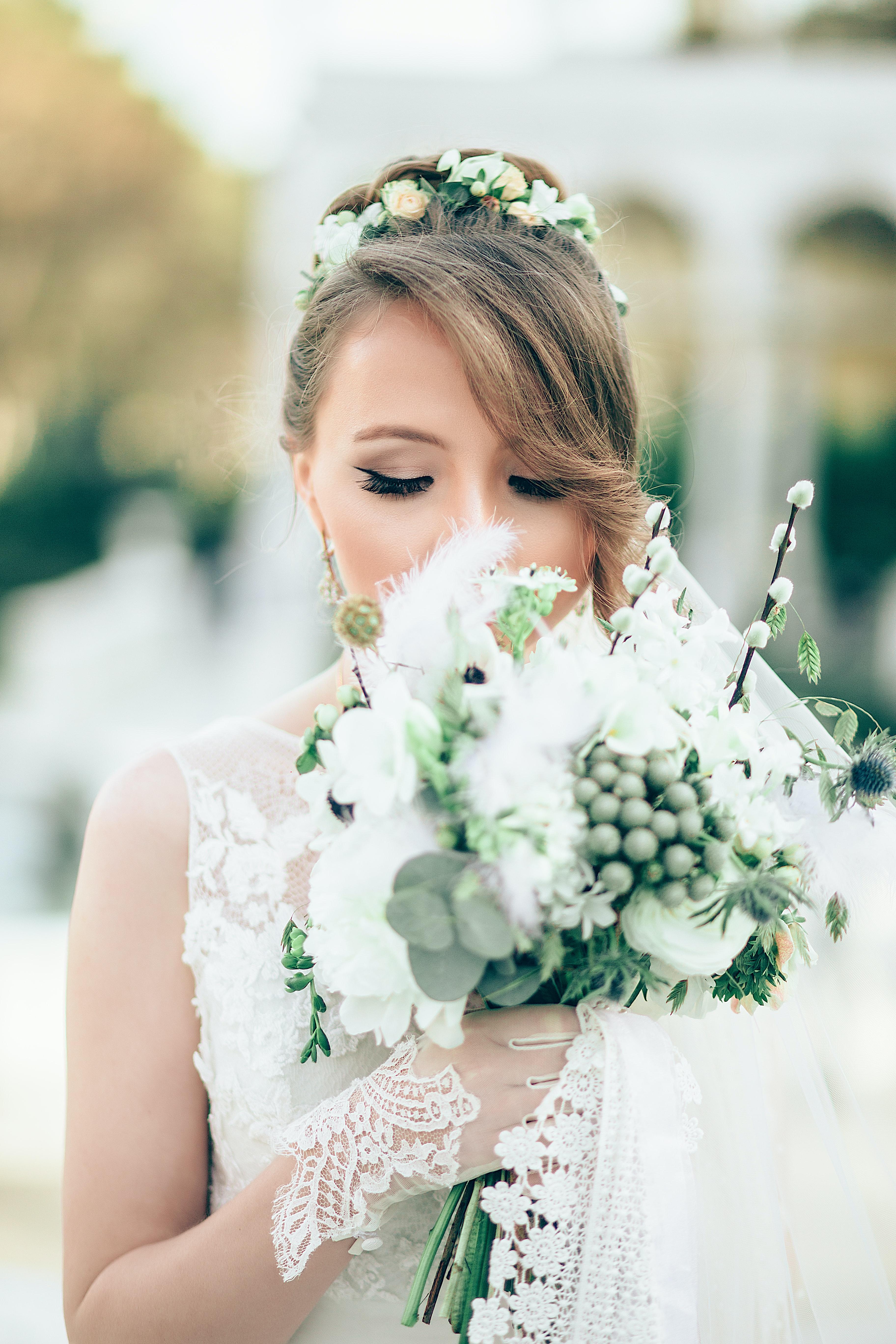 Braut für Hochzeit / Awareness-Clip